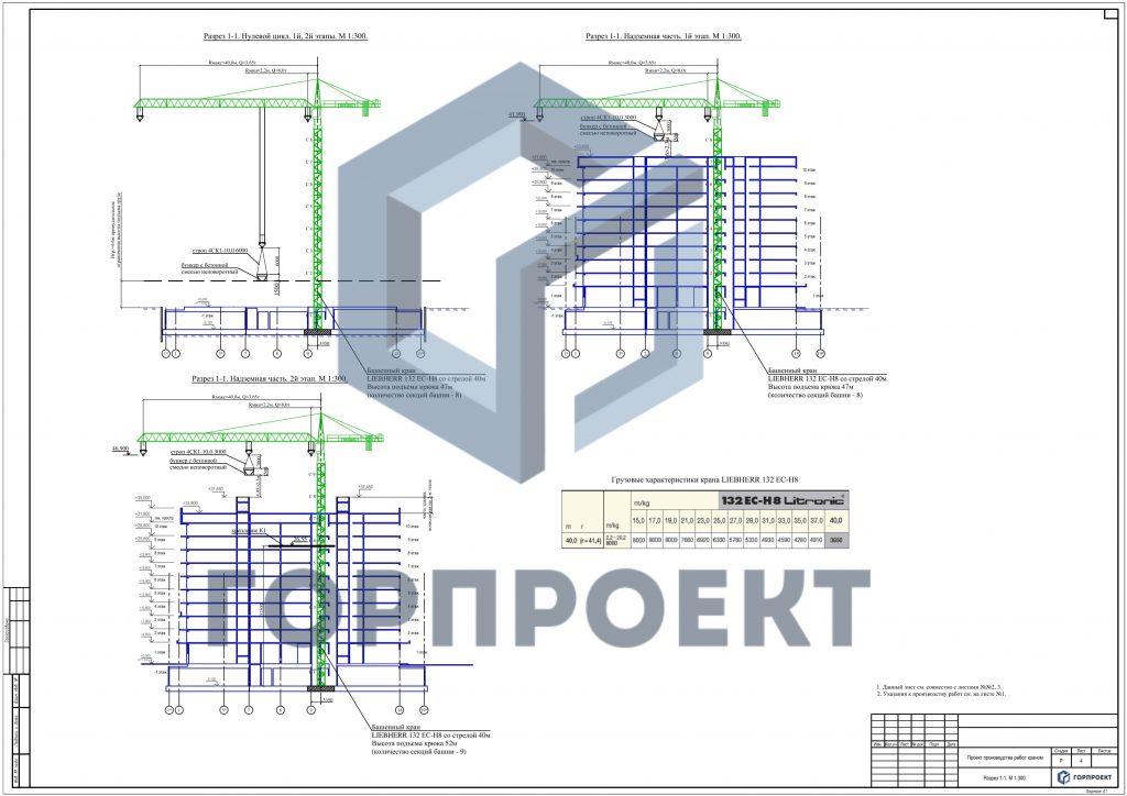 разработка ППРк Горпроект 2-1