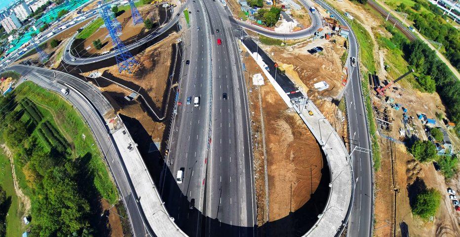 ППР для объекта - Транспортная развязка на пересечении МКАД с Рязанским проспектом